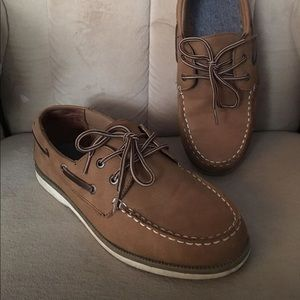 Youth Cat and Jack Boys Boat Shoes